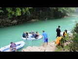 Tour in Georgia - Canyon of Martvili, ტური საქართველოში - მარტვილის კანიო&#