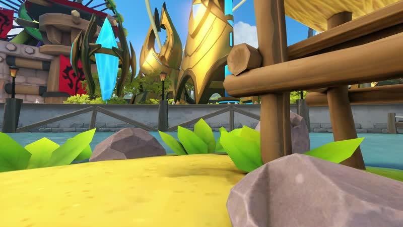 We can finally explore Murloc Island
