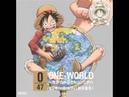 Monkey D. Luffy - ONE WORLD