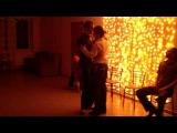 Типичные ошибки партнеров в танго. Поздравление от мальчиков TangoFormacion на 8 марта 2014
