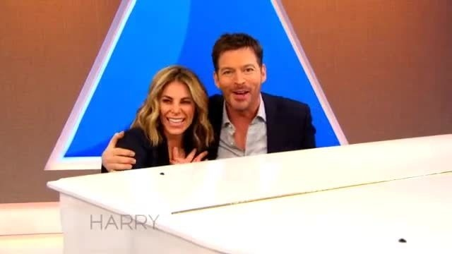 """Harry Connick Jr on Instagram: """"Fitness expert @JillianMichaels doesn't think she can play piano, but Harry disagrees. Find out who's right when sh..."""