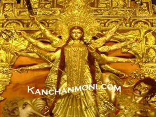 Durga Mantra Shakti 1. Must watch ! Sanskrit Stotaas with Bengali Translation.