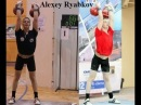 One of the best kettlebell lifters in the long cycle - Alexey Ryabkov