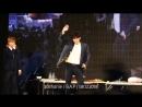 FANCAM 180812 BOTH HANDS UP с B A P в Осаке