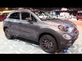 2018 Fiat 500 X - Exterior and Interior Walkaround - 2018 Chicago Auto Show