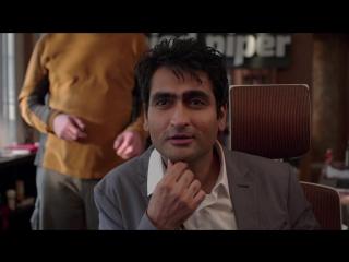 Kumail Nanjiani On Dineshs CEO Hair (CONAN)