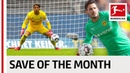 Top 5 Saves in September 2018 Vote For Your Save Of The Month