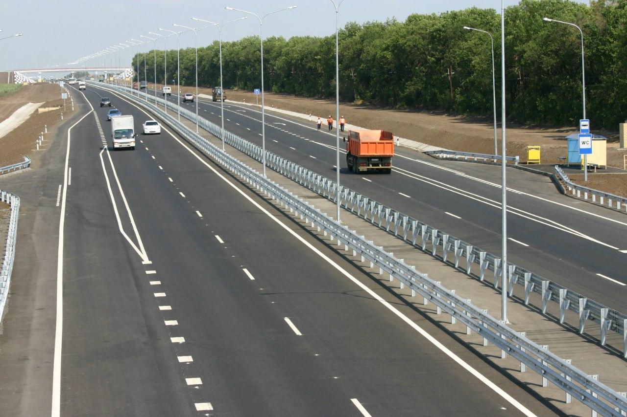 Трасса «Ростов-на-Дону — Таганрог — граница с Украиной» будет отремонтирована