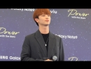 FANCAM 22 09 2018 Сончжэ Confession @ Samsung Meet Greet in Singapore