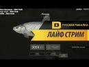 Русская Рыбалка 4 - Лайф стрим