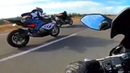 Best Sportbike Sounds and DRAG RACE \ EPIC & Crazy Moto Moments [Ep#30]