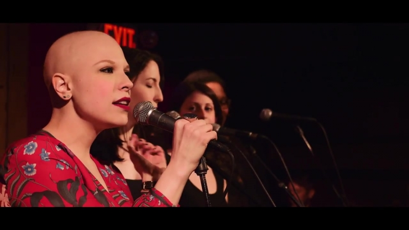 Lauren Marcus — Talk Me Into Something Good [ live at Rockwood Music Hall ]