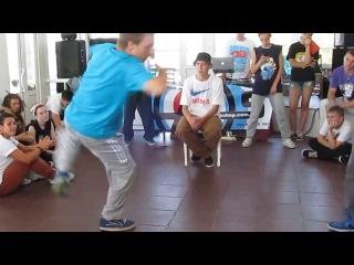 Hit the Beat vol 2 hip hop Kobee vs Quiet