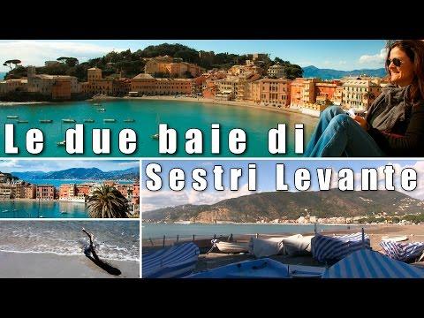 Le due baie di Sestri Levante