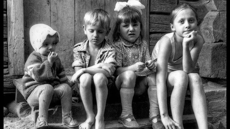 КАК МЫ ЖИЛИ В СССР ДЕРЕВНЯ Счастливые люди Фото СССР Суть СССР История СССР