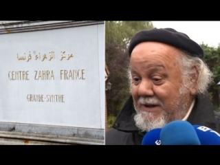 Grande-Synthe Cest Israël qui est derrière ça accuse le Centre Zahra, visité par la police