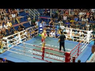 Виталий Шумаков Bangla Boxing Stadium Thailand 23.03.2018