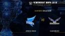 AFS vs FW — ЧМ-2018, Групповая стадия, День 6, Игра 1