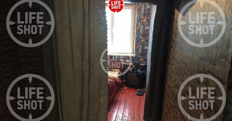 Появились кадры из дома, где погибли трое детей и их родители