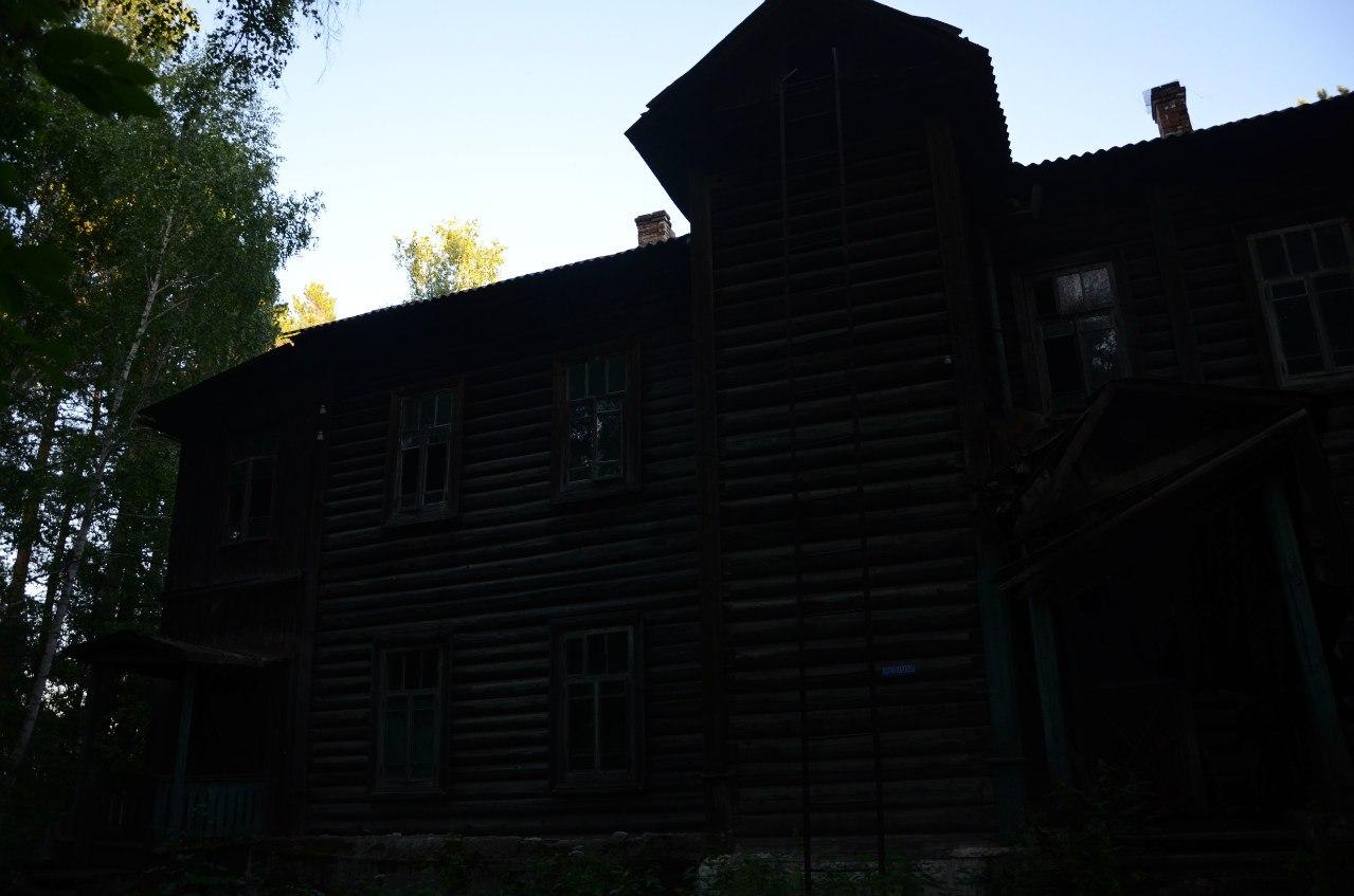 Биостанция Тимофеева-Ресовского (06.11.2014)