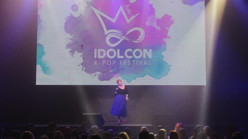 Z.O.E. - Alice Merton - No Roots - IdolCon 2018