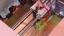 Цветная печать на одно-экструдером 3d принтере. Бизнес идеи 3д печати.