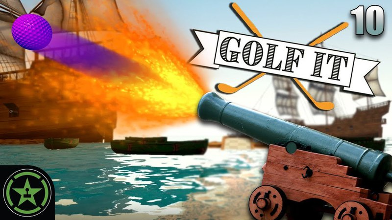 Fore Honor - Golf It! - Rainbow Cannonballs! (10)