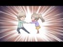 Akkun to Kanojo 3 серия русская озвучка AirMAX / Аккун и девушка 3