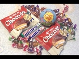 A Lot Of Sweets For Kids With Nursery Rhyme - Chupa Chups Surprise Egg, Choco Pie, Mentos