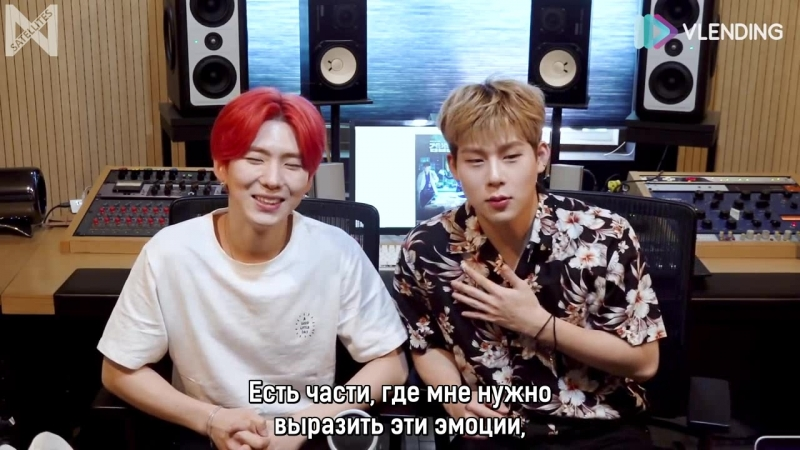 Рус саб 21 05 2018 Making Investigation Couple OST Part 1' Kihyun Jooheon MONSTA X Can't Breathe