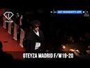OTEYZA MADRID Fall/Winter 2019-20 | FashionTV | FTV