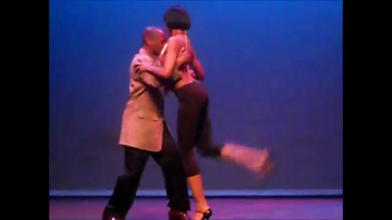 Ernest and Maricela Compilation: TANGO, CANYENGUE CANDOMBE