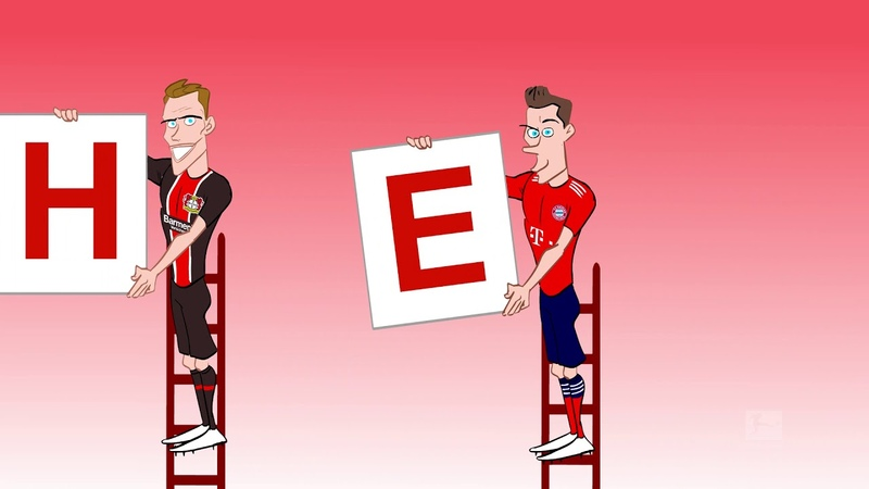 The Bundesliga is back