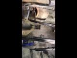 Будни Batmobile Tumbler V8 Turbo - Установили задний мост