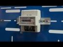 Установка и подключение однофазного однотарифного счетчика электроэнергии СЕ101 R5 Энергомера