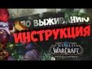 Как играть за охотника выживание Арена 2 на 2 WOW BATTLE FOR AZEROTH БИТВА ЗА АЗЕРОТ