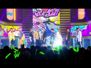 NCT 127 - Cherry Bomb @ Music Core 170701