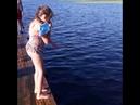 Прыжок в озеро Смердье🐙🦑🐚