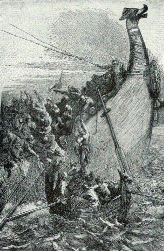 Чрезмерное употреблением алкоголя, как причина крушения «Белого корабля» в 1120 г.