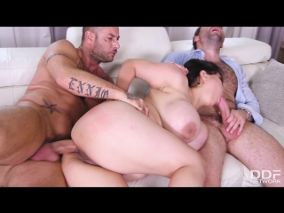 Tigerr Benson [Anal, Big Ass, Big Tits, Cum In Mouth, DP, Deep Throat, Facial, MMF, Straight, Tattoos, Threesome, Titfuck]