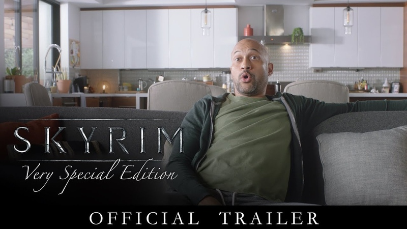Skyrim Very Special Edition Official E3 2018 Trailer