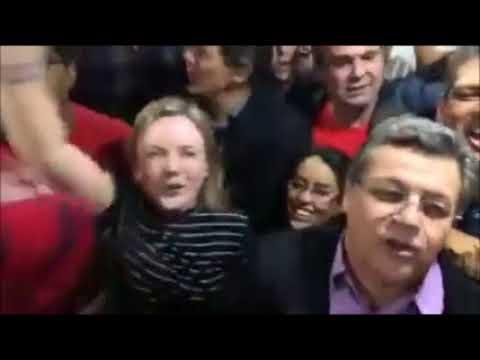 TRABALHADOR vai ter PT, PT, PT... A alegria é dá o tom da campanha Lula2018 InfoDigit-PC