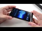 Обзор Sony Xperia SL
