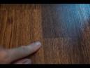 Линолеум как сделать невидимый шов Этому шву 9 лет