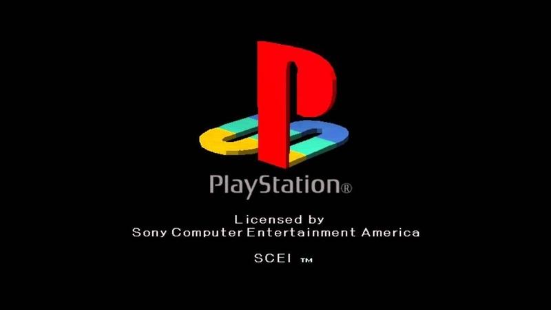 PlayStation Startup (PlayStation 2 Version) - Console BIOSStartup Fanfare