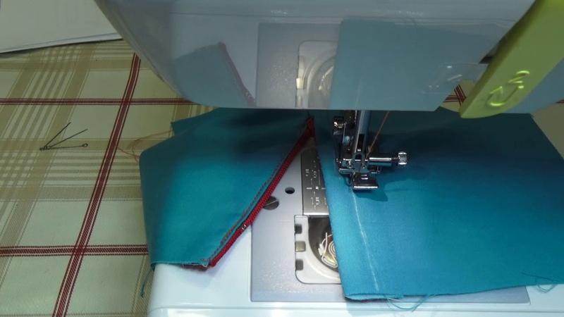 Обзор шв. машины Janome Excellent Stitch 18-A (часть 5)