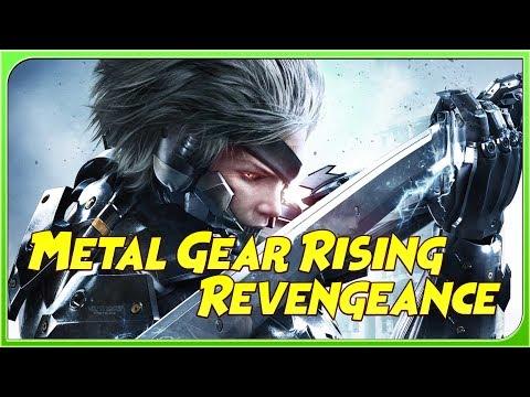 Metal Gear Rising Revengeance - 7 минут чумового сумасшествия(прохождение на русском языке) » Freewka.com - Смотреть онлайн в хорощем качестве
