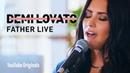 Demi Lovato Father Live