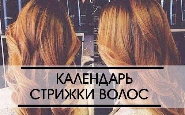 Покраска волос и стрижка в декабре