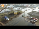 Ужас Реальный Таганрог 12 03 2018 Затопило улицы и на Русском поле